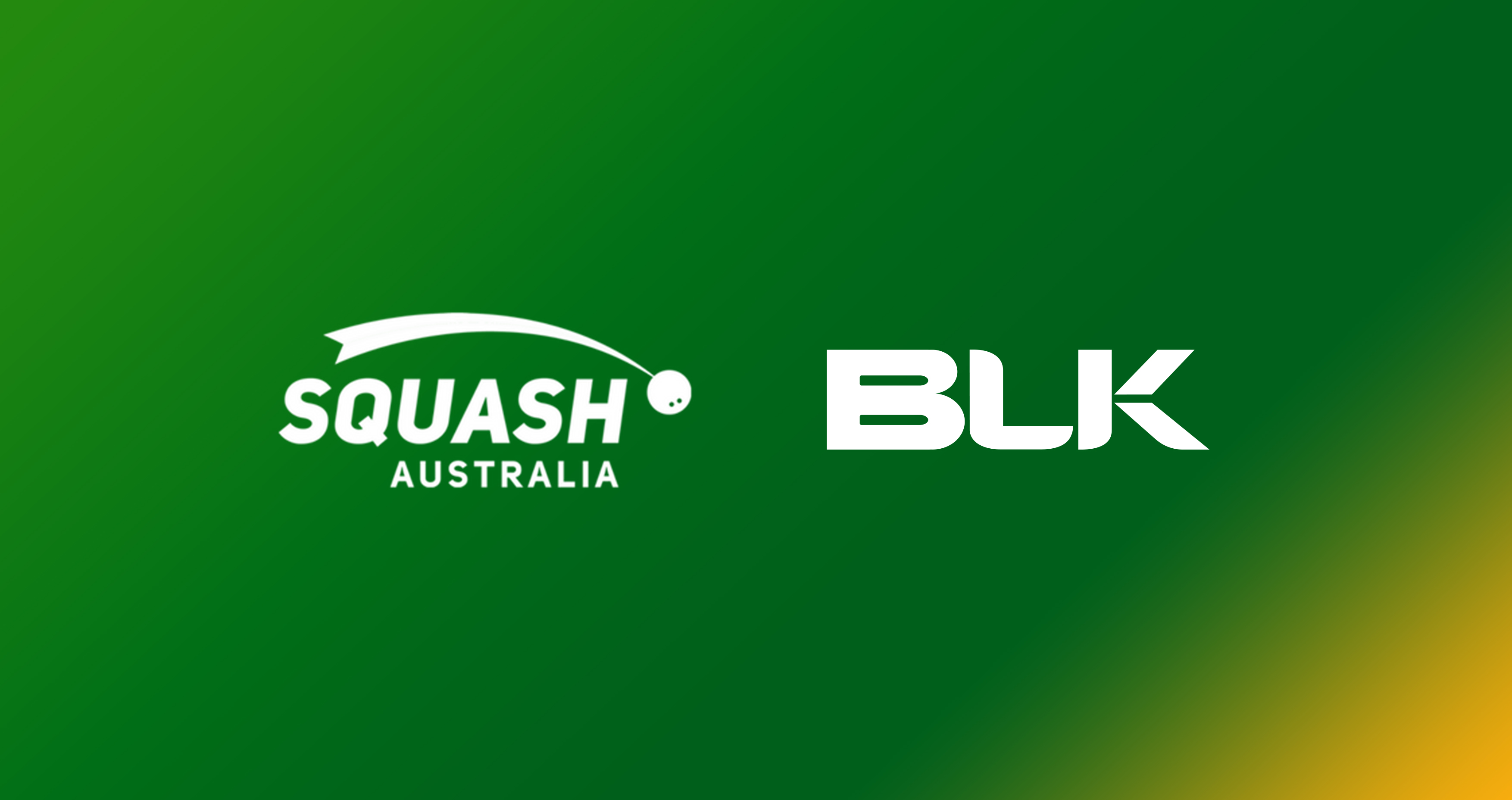 SQUASH AUSTRALIA ANNOUNCE BLK AS NEW APPAREL PARTNER