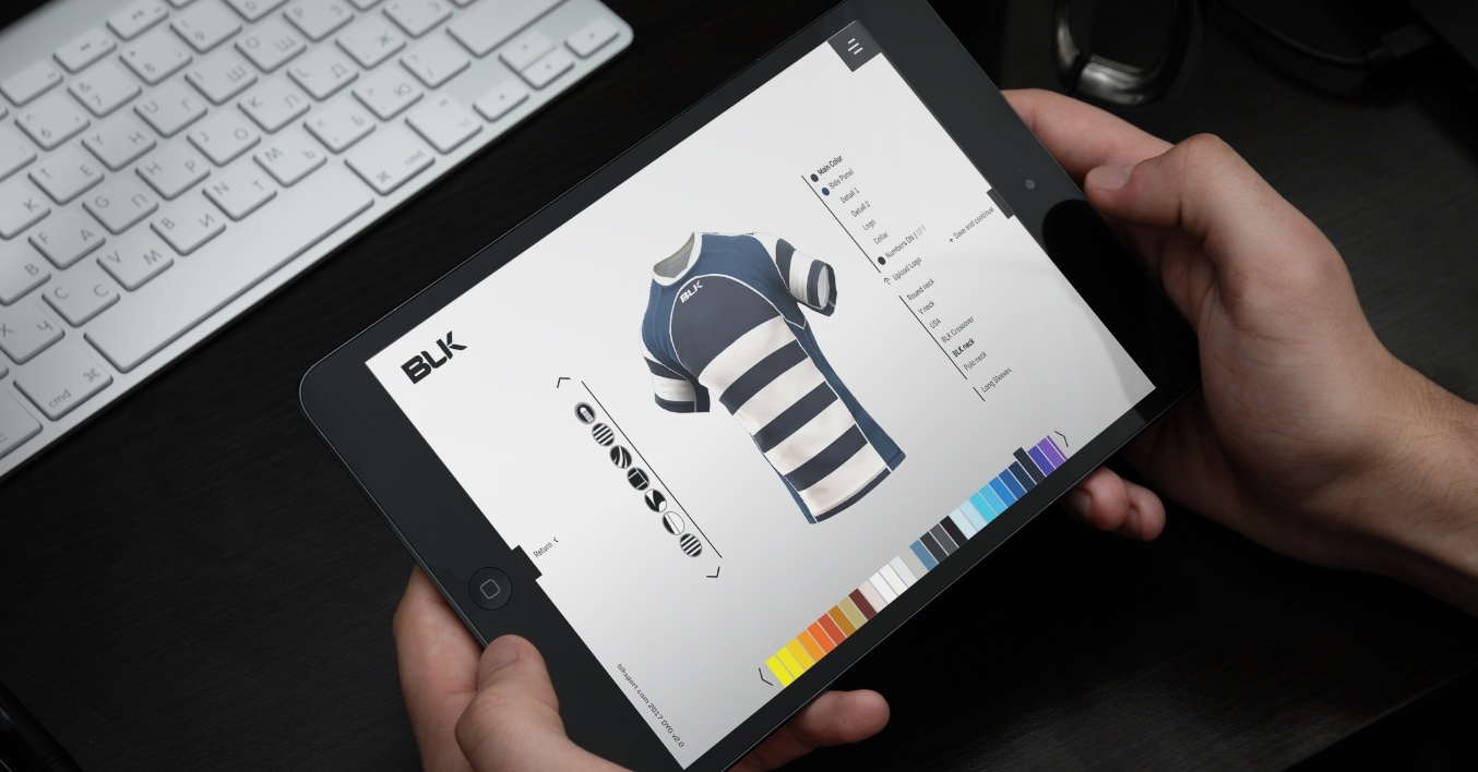 BLK LAUNCHES 2ND GENERATION DESIGN YOUR OWN